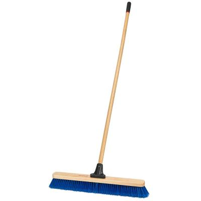 24 in. Indoor/Outdoor All-Purpose Push Broom