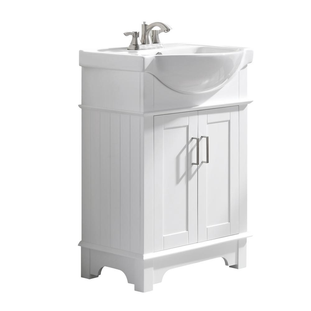 17 Inch Depth Bathroom Vanity Image Of Bathroom And Closet