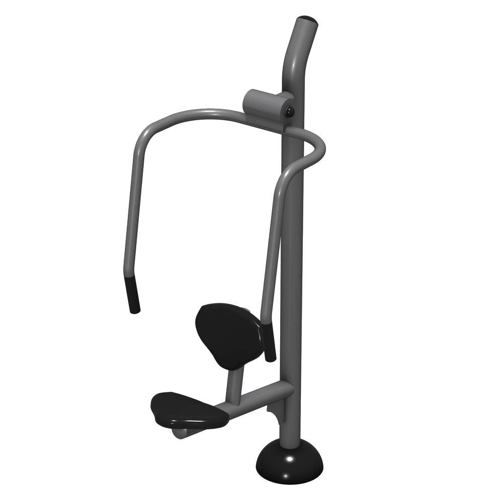 Ultra Play Inground Chest Press