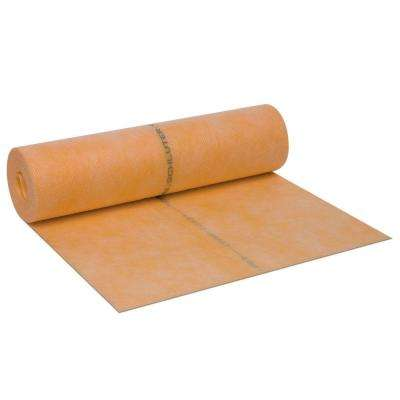 Kerdi-Band 10 in. x 16 ft. 5 in. Waterproofing Strip