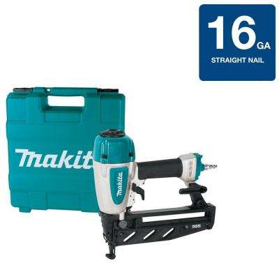 2-1/2 in. Pneumatic 16-Gauge Straight Nailer