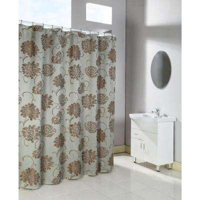 Fantasia Willow Shower Curtain