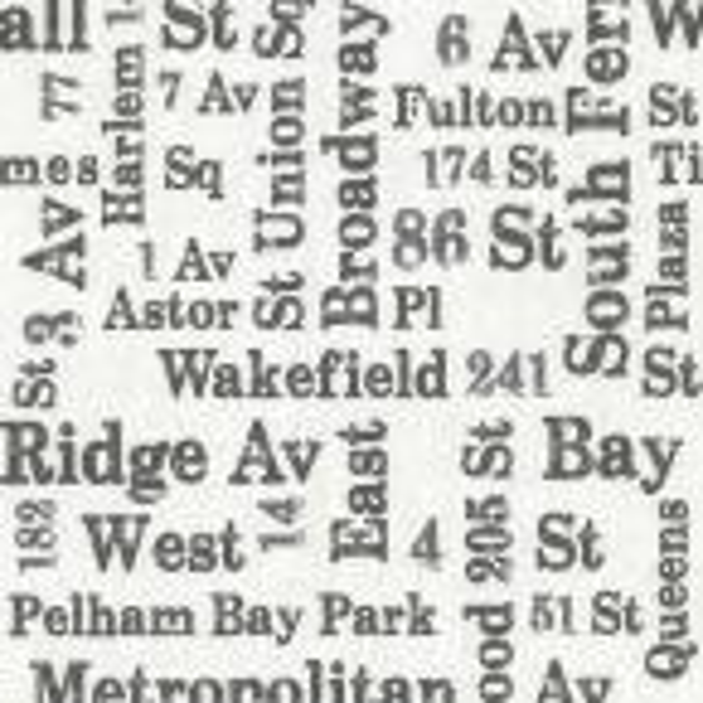 Advantage 8 in. x 10 in. Ellis Black Typography Wallpaper Sample