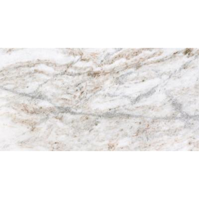 Marble Kalta Fiore Polished 15.98 in. x 32.01 in. Marble Floor and Wall Tile