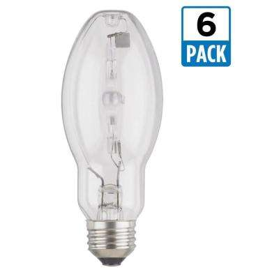 50-Watt ED17 Metal Halide HID Light Bulb (6-Pack)