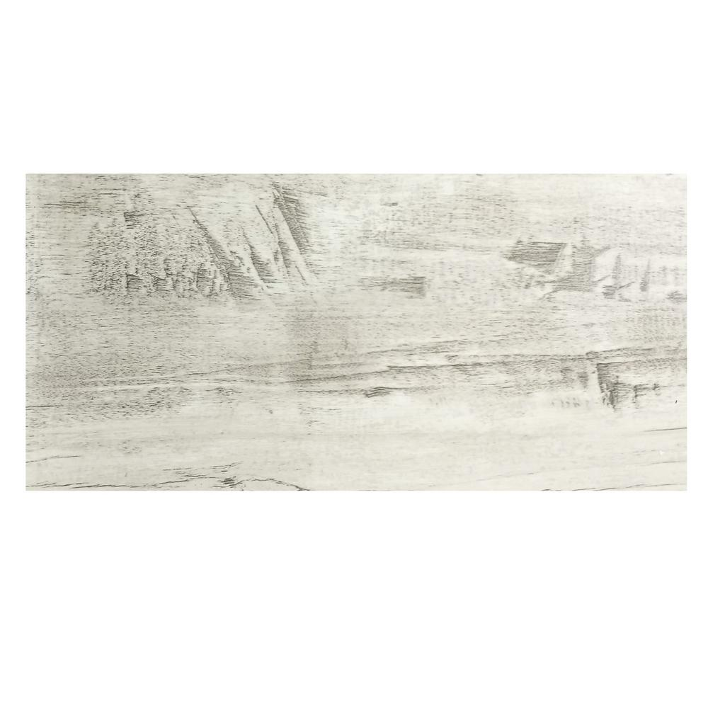ABOLOS Nature Birchwood Gray Field 7 in. x 16 in. Matte Glass Wall Tile (6-Pieces /Pack)