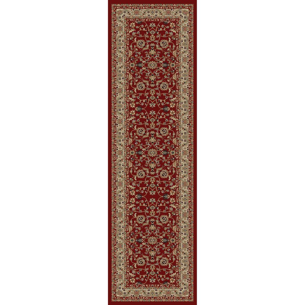 Jewel Marash Red 2 ft. 3 in. x 7 ft. 7