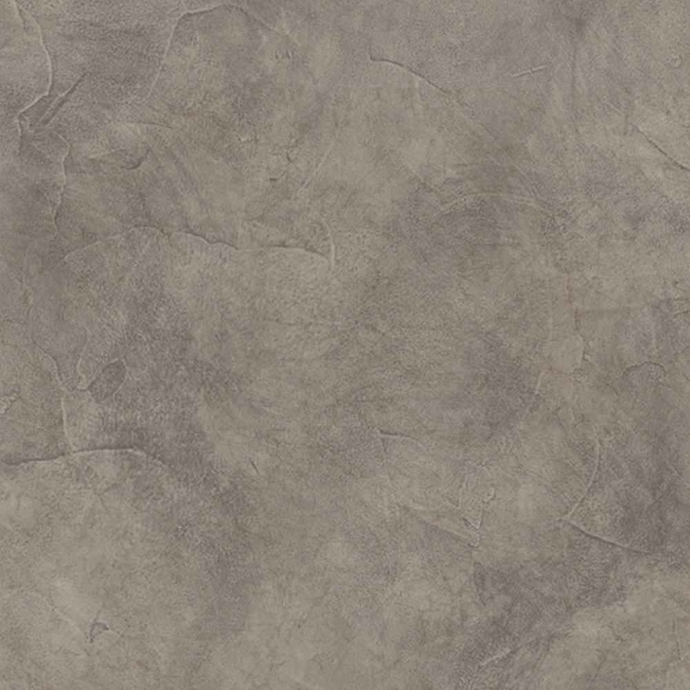 Concrete Slab Grey Stone Residential Vinyl Sheet Flooring 13.2 ft. Wide x Cut to Length