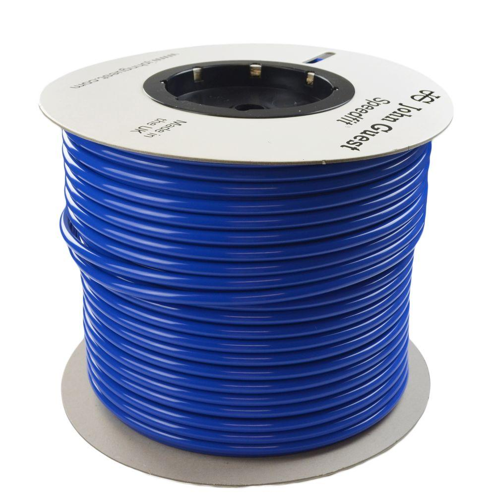 3/8 in. x 500 ft. Polyethylene Tubing Coil in Blue