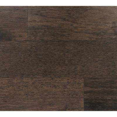 Classic Hardwoods Hevea Charcoal 9/16 in. T x 7.5 in. W x 86.25 in. L Engineered Hardwood Flooring (27 sq. ft. / case)