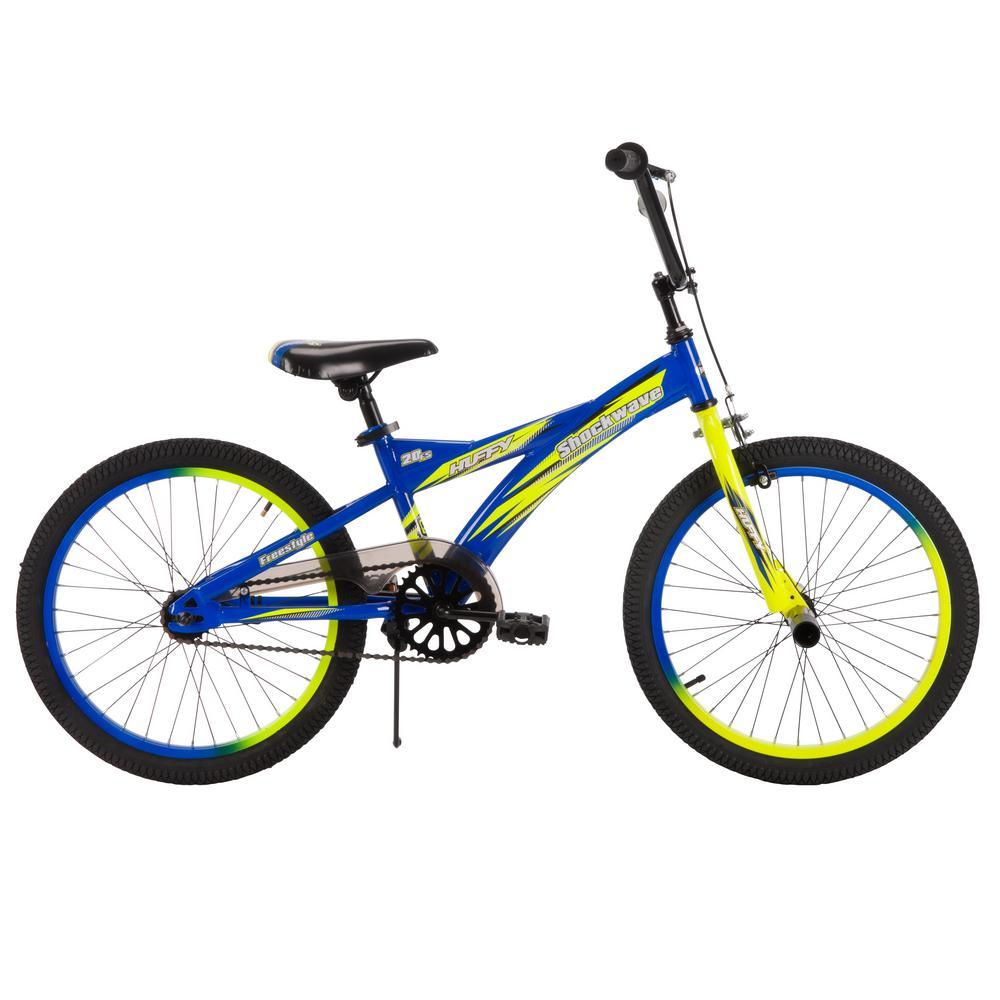 Huffy Shockwave 20 in. Boy's Bike, Multi