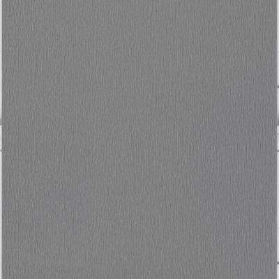 Take Home Sample - Grey Linear Peel and Stick Vinyl Tile - 5 in. x 7 in.