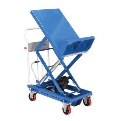 400 lb. Capacity Lift and Tilt Cart with Sequence Select