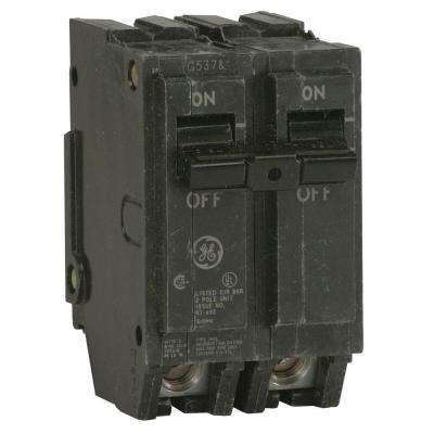 Q-Line 40 Amp 2 in. Double Pole Circuit Breaker