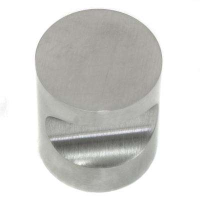 Brickell 1-1/4 in. Stainless Steel Thistle Cabinet Knob
