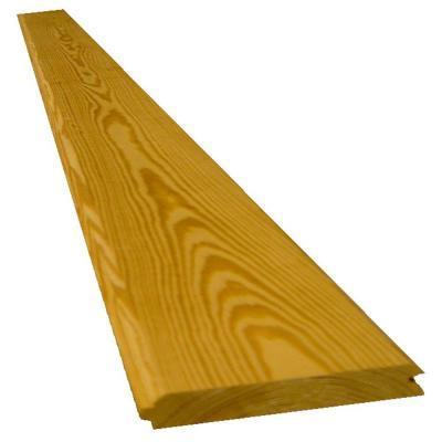 1 in  x 8 in  x 10 ft  Southern Yellow Pine Siding Board-0011339