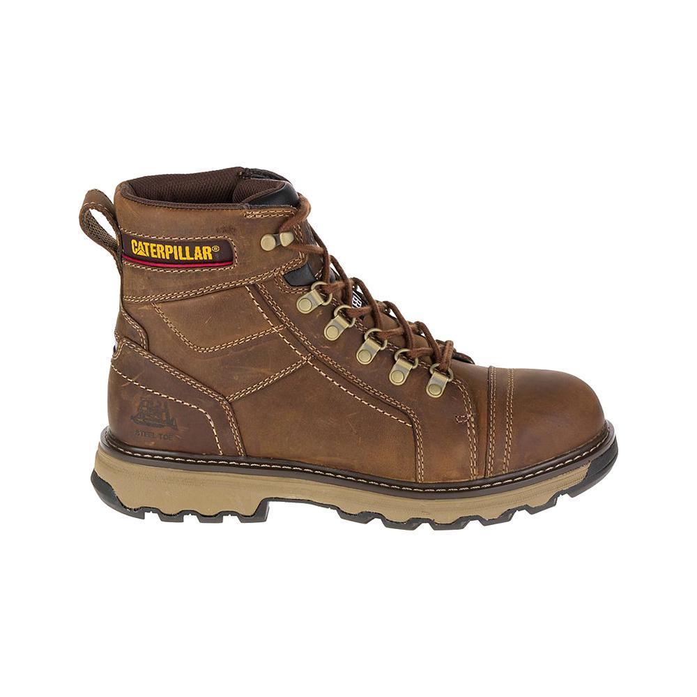 f94c7647382 CAT Footwear Granger Men's Size 13M Dark Beige Steel Toe Boots