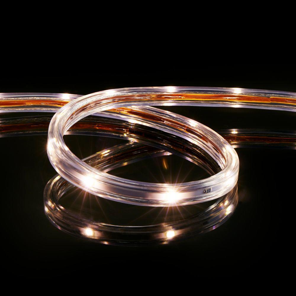 12 ft. Cold White LED Strip Light (2-Pack)