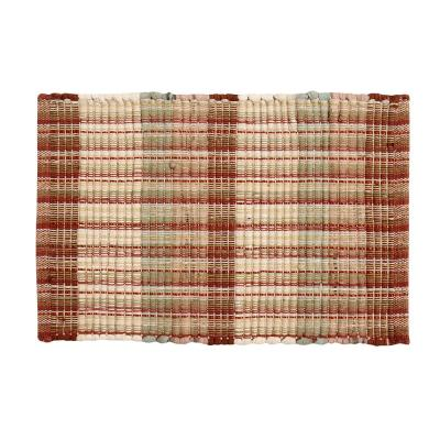 Cottage Plaid Natural Placemats