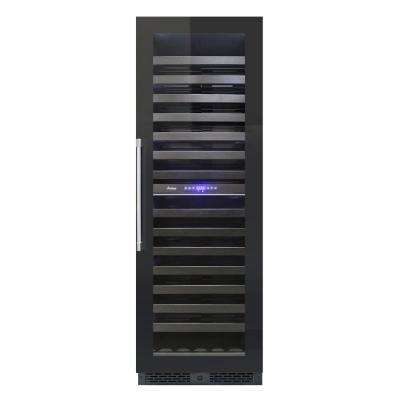Panel Ready 24 in. 126-Bottle Wine Cooler