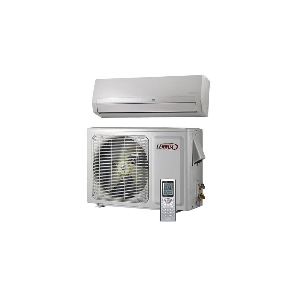 lennox split system. lennox installed mini-split series air conditioner split system