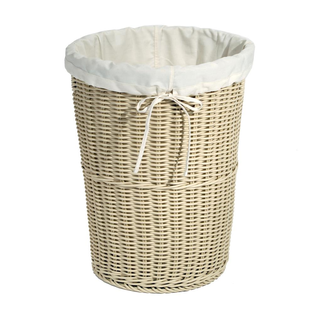 White Wicker Laundry Hamper Canada Bruin Blog