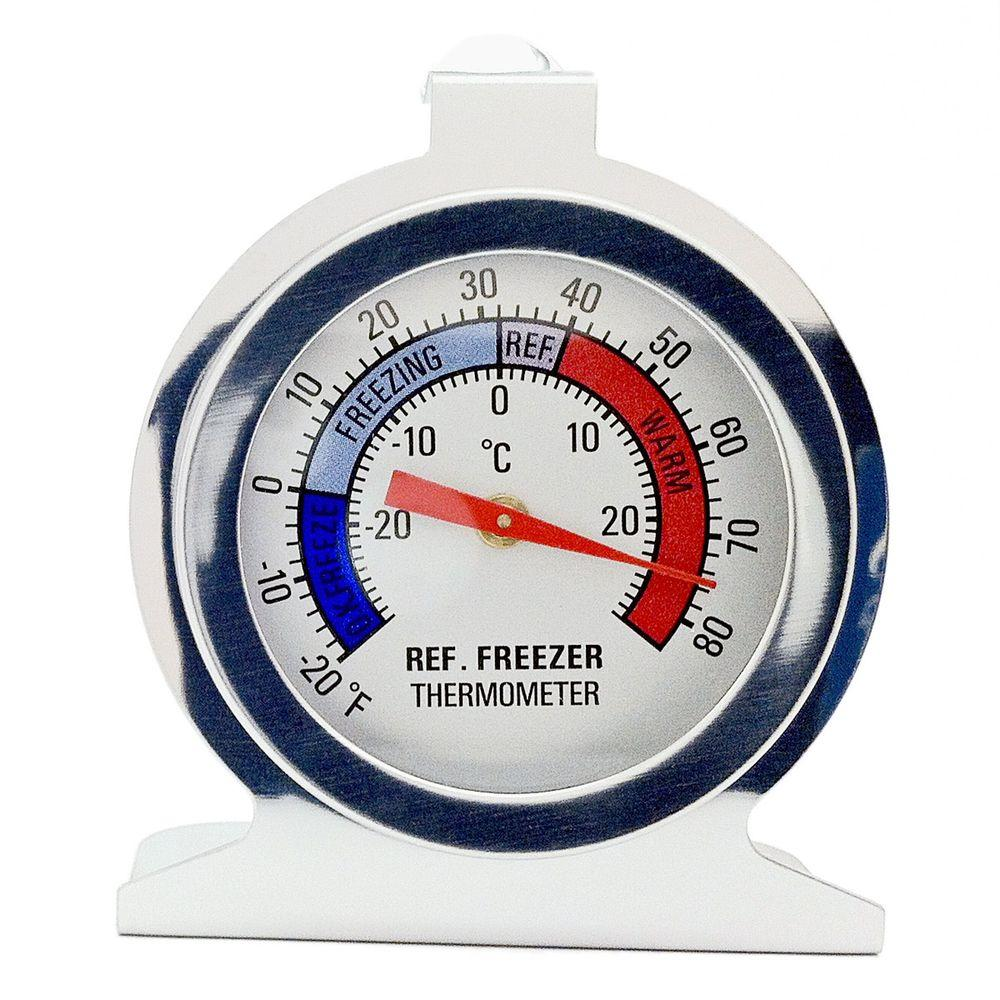 Home by Smart Choice Freezer Thermometer