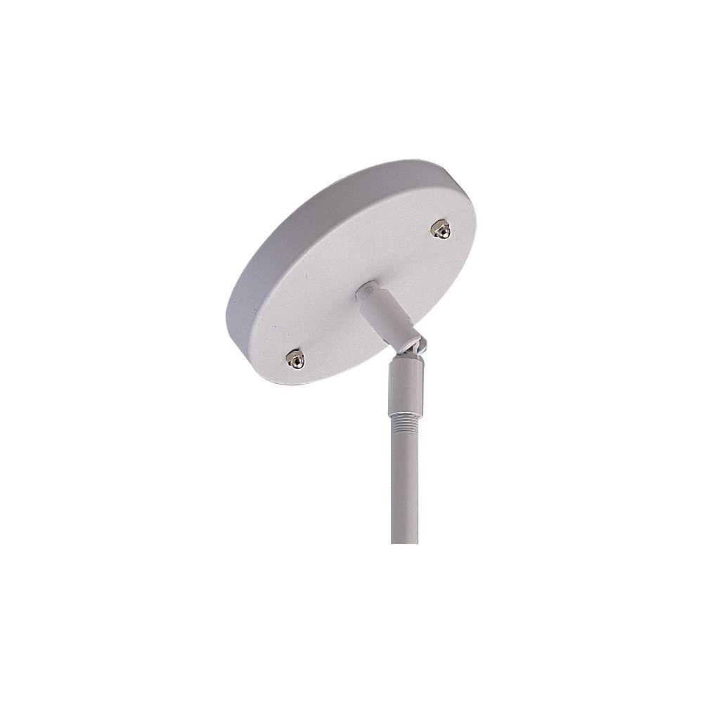 White Slope Pendant Adaptor