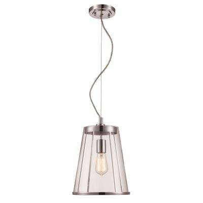 Pickett 1-Light Polished Chrome Pendant