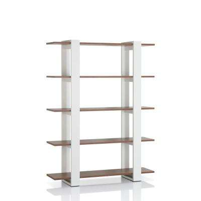 Colens White Bookcase