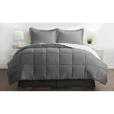 Truly Soft Grayson Twin XL 9 Piece Bed in a Bag