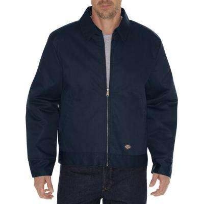Men X-Large Insulated Eisenhower Dark Navy Jacket
