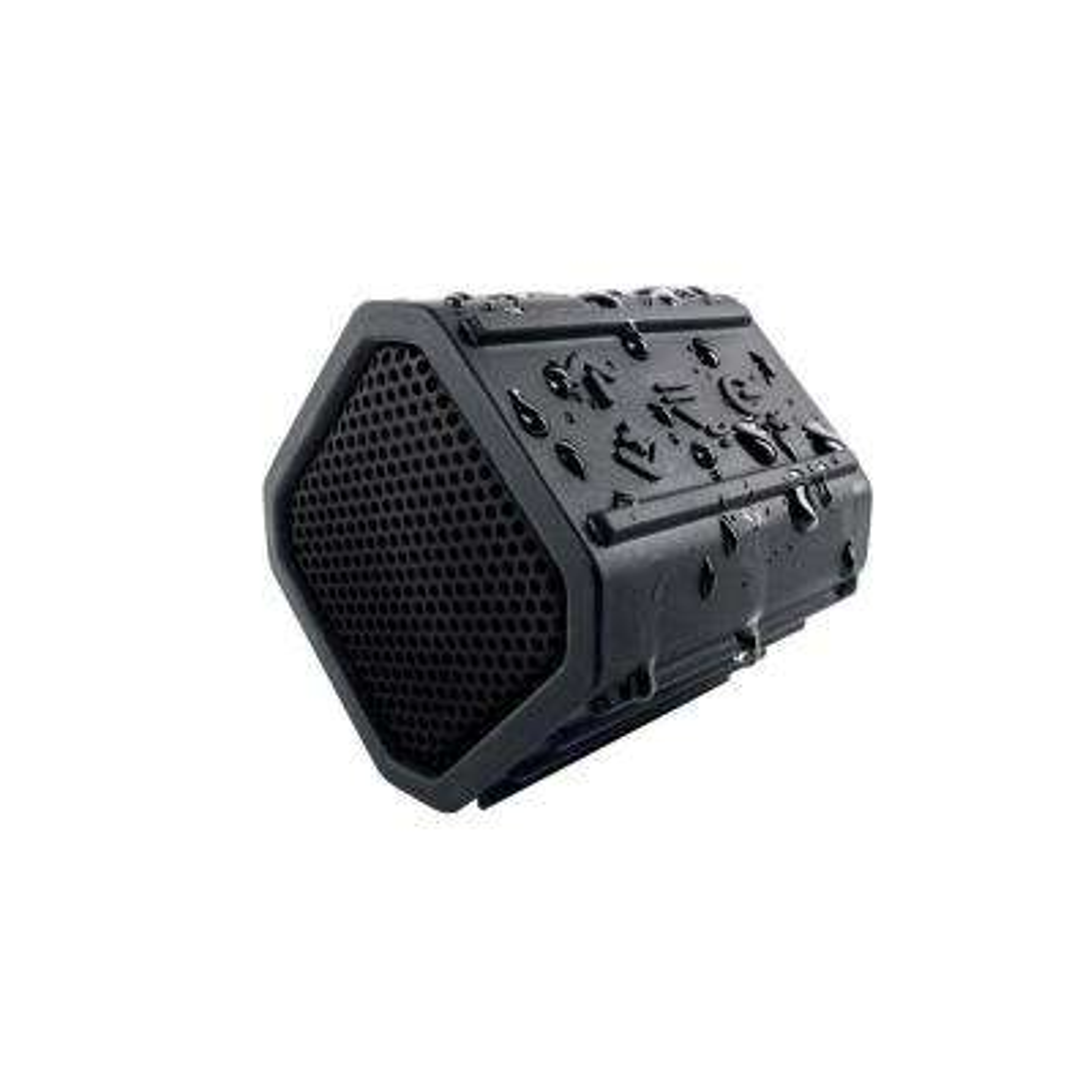 ECOPEBBLE Bluetooth Waterproof Speaker, Black