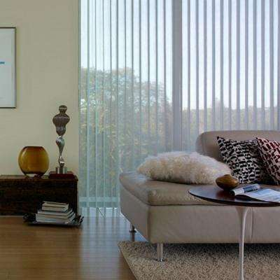 Light Filtering Vertical Sheer Shadings