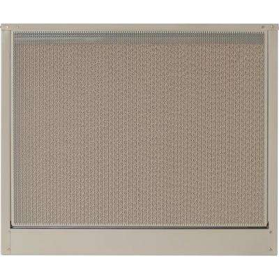7000 CFM 115-Volt 2-Speed Down-Draft Roof 8 in. Media Evaporative Cooler for 2300 sq. ft. (with Motor)