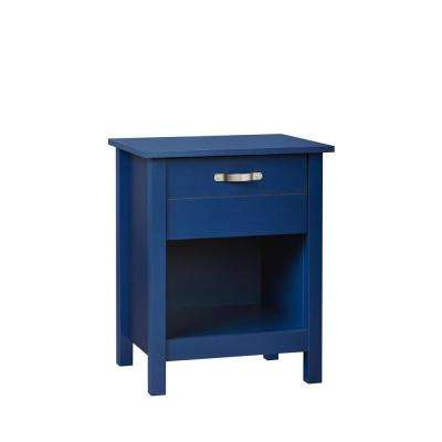 Morgan Blue Nightstand