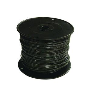 500 ft. 14 Black Stranded CU XHHW Wire