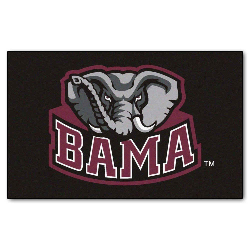 University of Alabama 60 in. x 96 in. Ulti-Mat