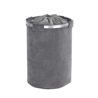Cordoba Grey Laundry Hamper