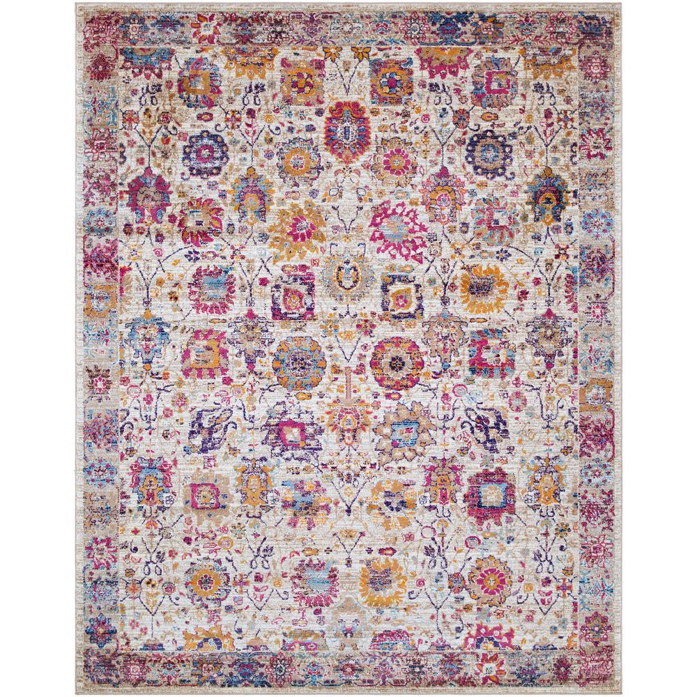 Click here to buy Artistic Weavers Merche White 9 ft. 3 inch x 12 ft. 1 inch Area Rug by Artistic Weavers.