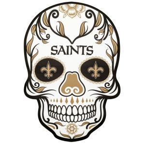 Applied Icon Nfl New Orleans Saints Outdoor Logo Graphic