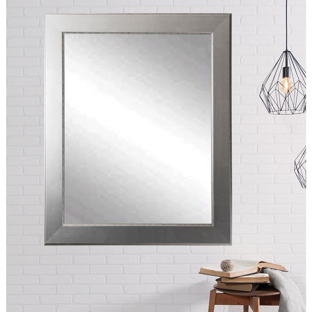 Current Trend 32 In X 38 In X 5 In Silver Elements