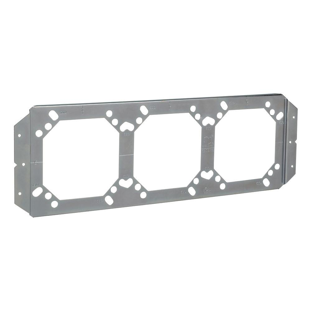 5-Square 16 in. Horizontal Bracket (20 per Case)