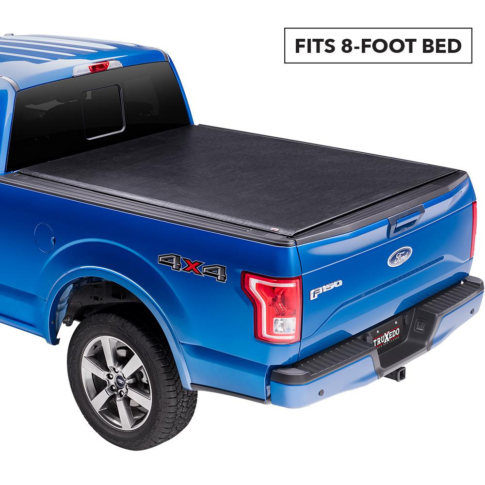 Truxedo Lo Pro 73 96 Ford F150 250 250hd 350 8 Ft Bed Tonneau Cover 538601 The Home Depot