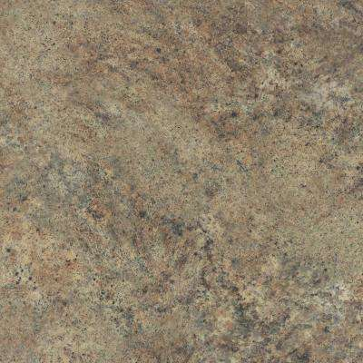 4 ft. x 8 ft. Laminate Sheet in Madura Gold with Premium Quarry Finish