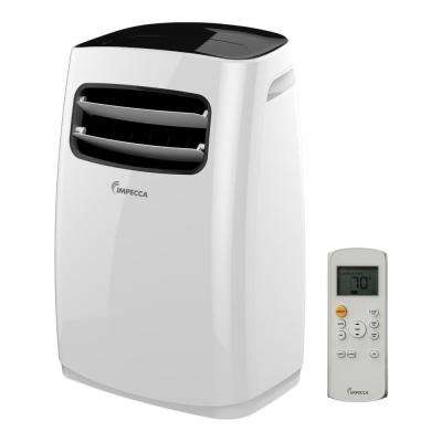 12,000 BTU Portable Air Conditioner with Dehumidifier and Remote