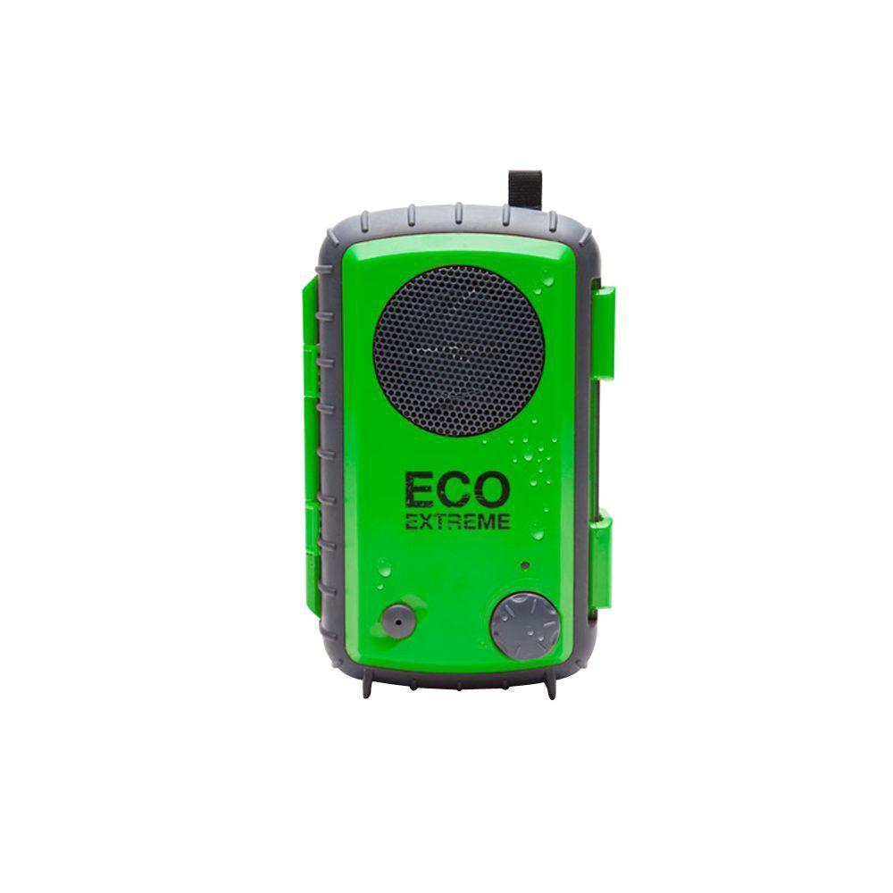 Grace Digital Waterproof Speaker Case - Green