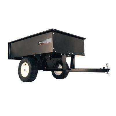 12 cu. ft. 1000 lb. Steel ATV Dump Cart