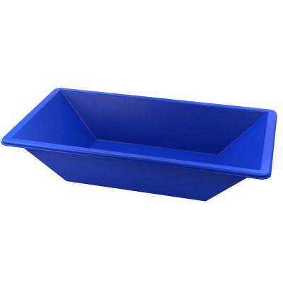 6. cu. ft. Polyethylene Mortar Tub