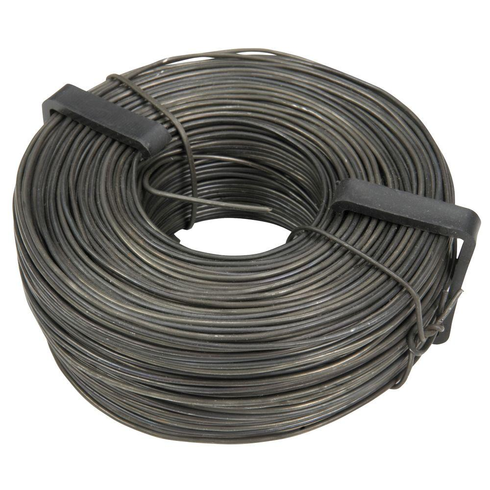 Weyerhaeuser 400 ft. 16.5-Gauge Rebar Tie Wire-05337 - The Home Depot